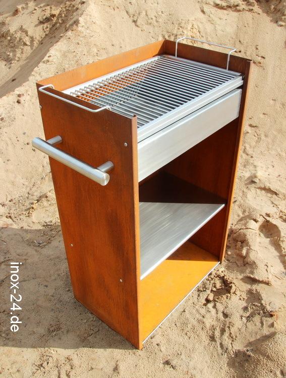edelstahl grill edelstahlgrill bbq barbeque metallwaren andreas schnitker edelstahl und. Black Bedroom Furniture Sets. Home Design Ideas